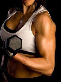 Weight Lifting Routine Female - some good advice, though I disagree about longer breaks needed. Keep the metabolism up and rest muscles by working uninvolved muscles next (ie - do chest work followed by leg work).