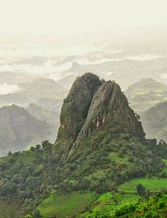 Simien #Mountains, #Ethiopia