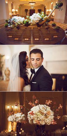 LOVE THIS PERSIAN WEDDING!