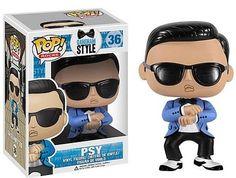 Psy Gangnam Style Pop Vinyl Figure Coming Soon Pop Vinyl Figures, Bts Jin, Psy Gangnam Style, Funko Pop Yourself, Funko Pop Dolls, Pop Figurine, Nintendo, Funko Figures, Pop Toys