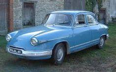 Panhard PL-17. Armado en el taller de J. Lhorente (el mismo de las primeras citronetas) 1960c.