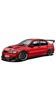 Cars Motorcycles Wallpapers New Ideas Car Animation, R35 Gtr, Jdm Wallpaper, Motorcycle Wallpaper, Japon Illustration, Mitsubishi Lancer Evolution, Japan Cars, Transporter, Car Drawings