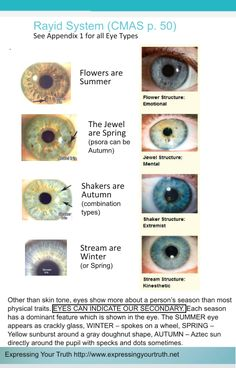 Celebrity Eye Patterns - Updated | expressing your truth blog