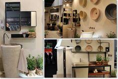 Colori caldi e coccio pesto: Alessandro Lasferza | 10 cose che ricorderò del Salone del bagno 2014 (+1) - #Milano #DesignWeek #SaloneBagno