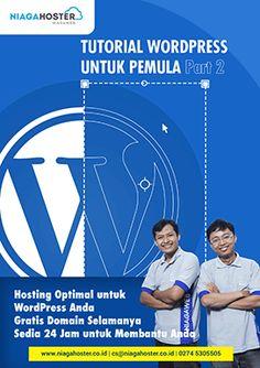 Ebook Tutorial WordPress Pemula Part 2 - Niagahoster