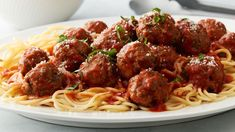 Meatballs Here's your go-to, foolproof, basic meatball recipe you'll never want to be without.Here's your go-to, foolproof, basic meatball recipe you'll never want to be without. Dinner With Ground Beef, Carne Picada, Salisbury Steak, Meatball Recipes, Meatball Recipe No Cheese, Beef Dishes, Ground Beef Recipes, Main Dishes, Dinner Recipes