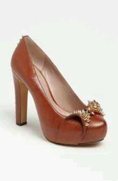 4fa2a7728b03f Bad Bad Pump Stiletto Pumps, Peep Toe Pumps, Badgley Mischka, Womens High  Heels