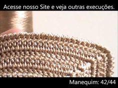 Crochet Bra, Crochet Diagram, Crochet Clothes, Crochet Hats, Crochet Dresses, Crochet Designs, Crochet Videos, Lana, Knitting