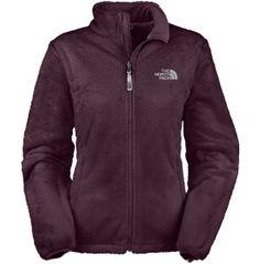 The North Face Women's Osito Jacket - Baroque Purple, Kodiak Blue, or Weimaraner Brown