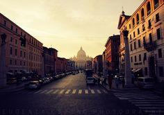 atmosphere in Rome