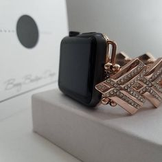 Check out this item in my Etsy shop https://www.etsy.com/listing/593409363/apple-watch-band-apple-watch-band-38mm