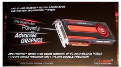 MONSTRUL AMD  FIREPRO W9000