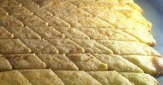 Parmesan-Cracker