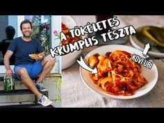 Tökéletes krumplis tészta + gluténmentes kovászos uborka - YouTube Lidl, Keto, Make It Yourself, Youtube, Food, Yum Yum, Beverages, Street, Kitchen