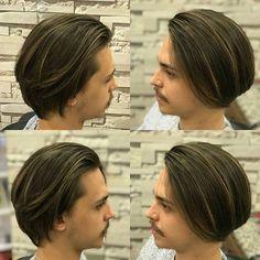 Men's Hair, Hair Art, Mohawk Mullet, Undercut Pompadour, High And Tight, Disconnected Undercut, Mens Hair Trends, High Fade, Bald Fade
