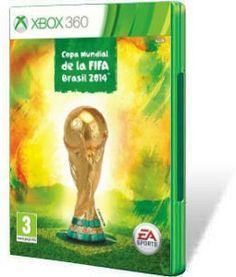 FIFA WORLD CUP 2014 PARA XBOX 360