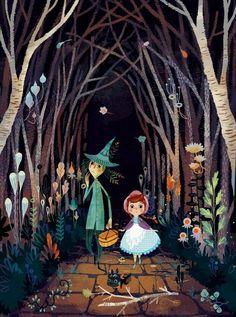 Il mago di Oz ( Lorena Alvarez Gomez)