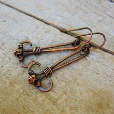 Image result for copper wire jewellery