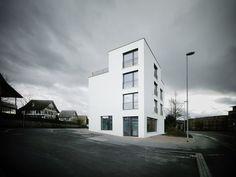 Neubau Mehrfamilienhaus Cham  / idA