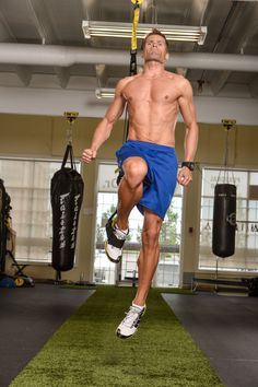 Only have a few minutes to get in a full-body workout? Try this quick 25-minute workout using only the TRX Suspension Straps. EXERCISE TIME REST TRX Squat & Row 45 sec 15 sec TRX Single Leg Cro…