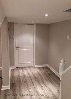 Behr Moth Gray. I really like the floors!