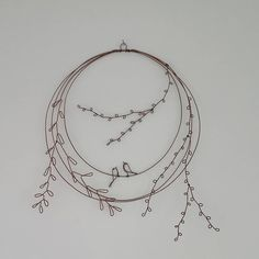 Consistent screened diy metal projects ideas see this page Copper Wire Art, Copper Jewelry, Wire Jewelry, Copper Wire Crafts, Metal Projects, Metal Crafts, Boli 3d, Sculptures Sur Fil, Wire Wall Art