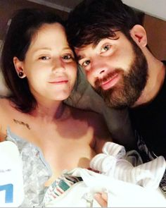Jenelle Evans Welcomes Baby No. 3: Ensley Jolie, read more at http://my-healthy-pregnancy.info/
