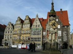 Rolandplatz - Bremen, Germany