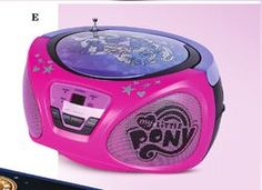 My Little Pony® CD Boombox from Sears Catalogue  $39.99 Canada Shopping, Boombox, Online Furniture, Nintendo Consoles, My Little Pony, Kids Toys, Catalog, Wonderland, Stuff To Buy