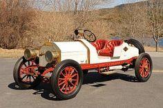 1908 Sharp Arrow Runabout