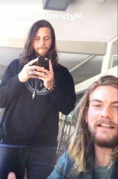Ben and Jake