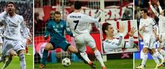 Real Madrid vs Bayern Munich 4-0 Champions League Match Highlights Video   Footballwood