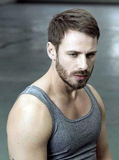 Beard! <3 @Amy Kimble Moeskops