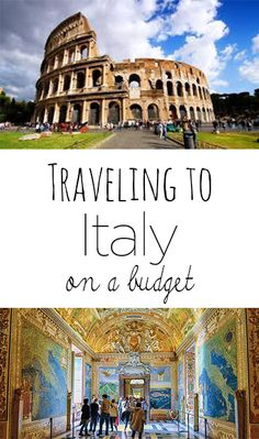 Traveling, travel hacks, save money traveling, popular pin, Italy, travel to Italy, budgeting, travel budgeting