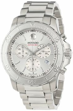 60a73d8b3b2f6 Movado Men s 2600111 Series 800 Performance Steel Watch