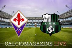 Fiorentina-Sassuolo cronaca diretta lunedì 12 dicembre dalle ore 19