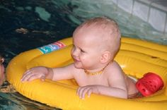 Mamiweb.de - Kurse mit Baby: Babyschwimmen