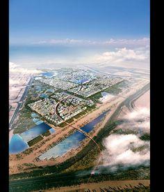 Masdar Development | Projects | Foster + Partners