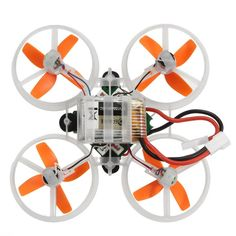 Eachine E010S 65mm Micro FPV Racing Quadcopter with 800TVL CMOS Based On F3 Brush Flight Controller
