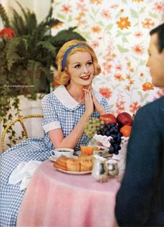 Ladies Home Journal 1960  Housewife to Be Swooning Joy!