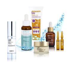 Produsele farmaceutice de îngrijire Sesderma au câștigat, datorită rezultatelor extraordinare, numeroase premii de prestigiu. Cunoaște și tu efectele lor benefice! Facial, Shampoo, Personal Care, Bottle, Beauty, Facial Treatment, Self Care, Facial Care, Personal Hygiene