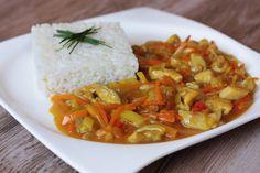 Recept na najlepšiu čínu - Powered by