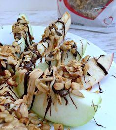 Crunchy Apple Nachos - So TIPical Me