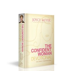 Another great devotional book by Joyce Meyer, for women struggling with living victoriously due to lack of self-confidence.