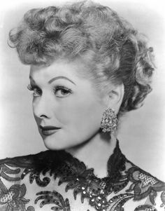 Lucille Ball. Wonder what Lucy would think if she knew gazillions of pinners were  honoring here with collections of her life and career as the queen of comedy.