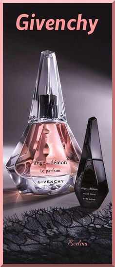Ange ou Demon Le Parfum & Accord Illicite Givenchy perfume - a new fragrance for women 2015 Parfum Givenchy, Parfum Victoria's Secret, Celebrity Perfume, Hermes Perfume, Best Perfume, Perfume Bottles, Perfume Scents, Perfume Collection, Beauty Products