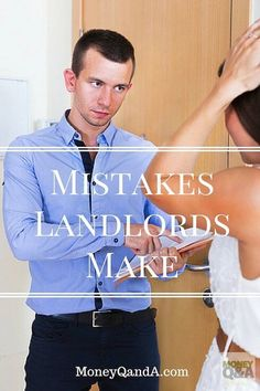 If you've recently become a landlord or are considering purchasing a second home for renting purposes, you've likely been introduced to a large bevy of responsibilities and duties you never expected you'd have. You can also find many mistakes landlords ma Income Property, Rental Property, Investment Property, Property Guide, Second Mortgage, Mortgage Tips, Real Estate Rentals, Real Estate Tips, Real Estate Investor