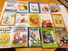 Have an avid beginning reader at home who is plowing through summertime reading? Great childrens Book Lot includes 15 Early Reader favorites!  Rylant #Poppleton,Harry,Mr Putter,Oliver,#Mudge