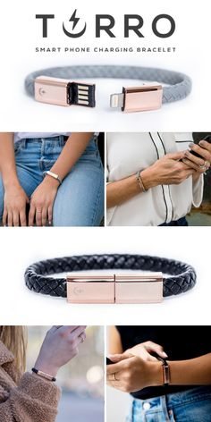 Ever considered bringing your phone charger when you leave your house? Chances are, you are probably going to need it. Torro Bracelet is a state of the art jewelry piece that allows you to forget that thought. It's a luxury bracelet that doubles as a data charging cord.