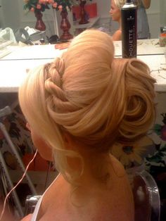 Braid World – Peaches & Cream - Liverpool Makeup Artists - Wedding Makeup